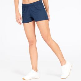 Pantalón Corto UP BASIC Azul Marino Mujer