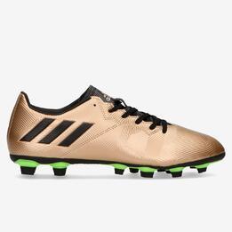 Botas Fútbol adidas Messi 16.4 Doradas Hombre
