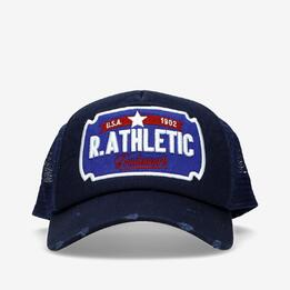 RUSSELL ATHLETIC Gorra Azul Marino