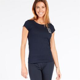 RUSSELL ATHLETIC Camiseta Azul Mujer