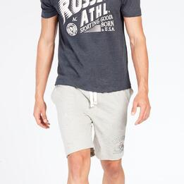 Bermuda RUSSELL ATHLETIC Gris Hombre
