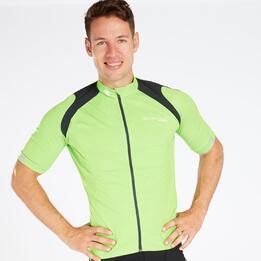 Maillot Ciclismo Verde Hombre Endura