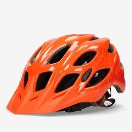 Casco Ciclismo Naranja Endura Hummvee