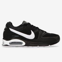Zapatillas Negro Blanco Hombre Nike Air Max