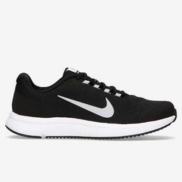 Zapatillas Running Nike Runallday Negro Blanco Hombre