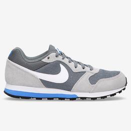 Zapatillas Nike Gris Azul Hombre