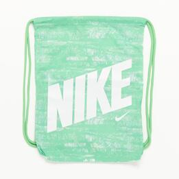 Gymsack Nike Graphic Verde