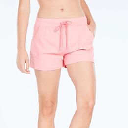 Pantalón Corto Rosa Mujer Fila Remy