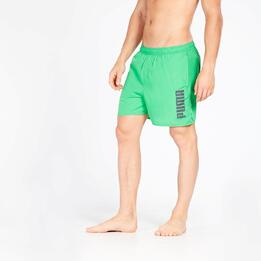 Bañador Hombre Puma Verde