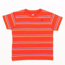 Camiseta UP BASIC Rojo niño (2-8)