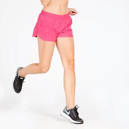 Pantalón Corto Rosa Mujer Ipso Basic