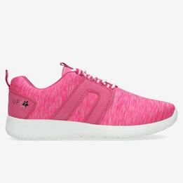 Zapatillas UP DYLAN Fucsia Mujer