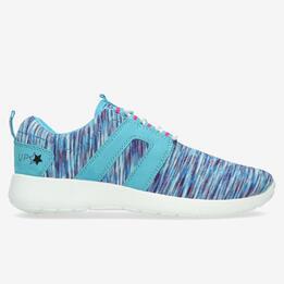 Zapatillas UP DYLAN Azul Morado Mujer