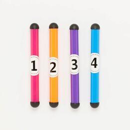 Bastones Buceo Niños Multicolor