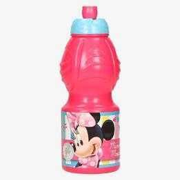 Botella MINNIE 400ml Rosa