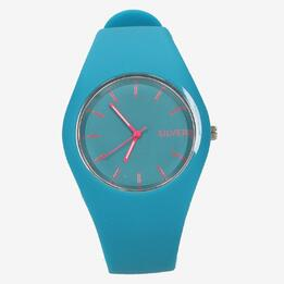 Reloj Silver Celeste Mujer