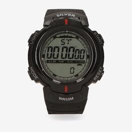 Reloj Deportivo Silver Sport