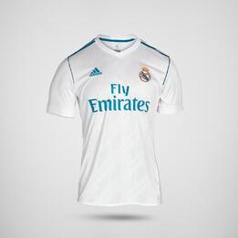 Camiseta Real Madrid Hombre adidas Blanca