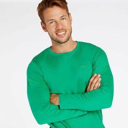 Camiseta Manga Larga Verde Boriken