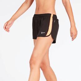 Pantalón Running Negro Coral Mujer Ipso Combi