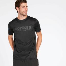 Camiseta Montaña Negra Hombre Boriken