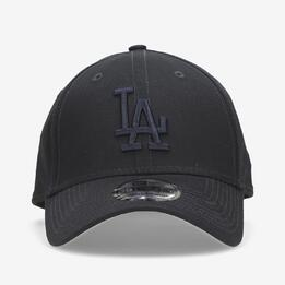 Gorra Negra MLB Dodgers New Era