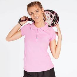 Polo Tenis Rosa Mujer Proton