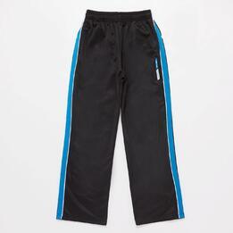 Pantalón Fútbol Negro Junior Dafor