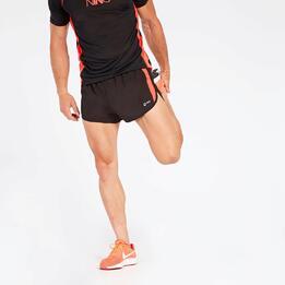 Pantalón Running Negro Coral Hombre Ipso Combi