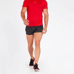 Pantalón Running Negro Ipso