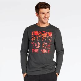 Camiseta Gris Up