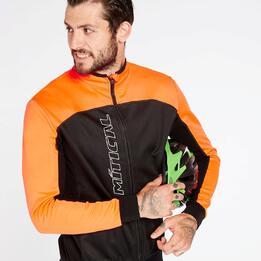 Chaqueta Ciclismo Naranja Mitical Bronce