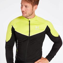 Maillot Ciclista Verde Mitical Oro