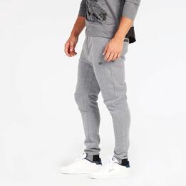 Pantalón Jogger Gris Silver Psyco