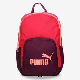Mini Mochila Puma Rosa