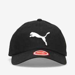 Gorra Puma Essential Negra
