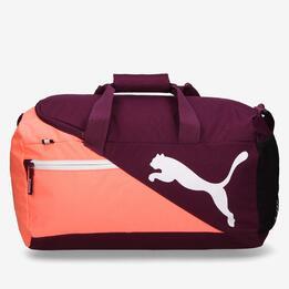 Bolsa Deporte Puma Fundamental Rosa