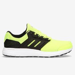 Zapatillas Running adidas Galaxy 4 Verdes Pistacho Hombre