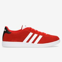 Zapatillas adidas Court Casual Rojas