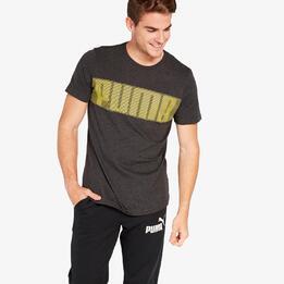 Camiseta Puma Active Hero Negra