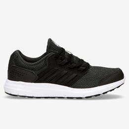 new products f06ba eeaec Zapatillas Running adidas Galaxy 4 Negras Mujer