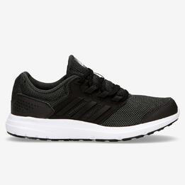 Zapatillas Running adidas Galaxy 4 Negras Mujer