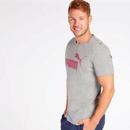 Camiseta Puma Gris