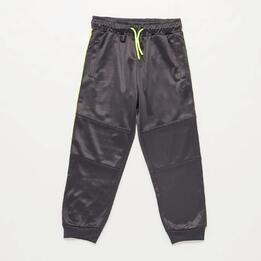 Pantalón Largo Gris Oscuro Silver Evolution Niño (2-8)