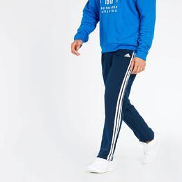 Pantalón Chándal adidas Azul