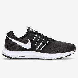 Zapatillas Running Nike Run Negras Hombre