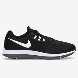 Zapatillas Running Nike Zoom Winflo 4 Negras Hombre
