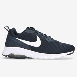 Zapatillas Nike Air Max Motion Marino Hombre
