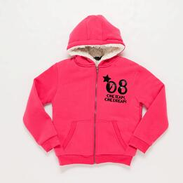 Chaqueta Fucsia Junior Up