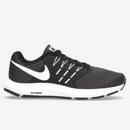 Zapatillas Running Nike Run Swift Negras Mujer